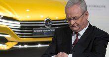 Volkswagen'de skandal istifa getirdi