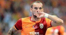 Wesley Sneijder'le anlaşma tamam