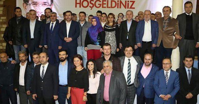 6 partiden AK Parti'ye dev katılım
