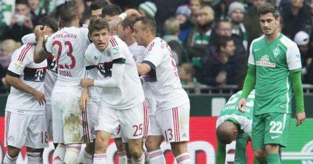 Bayern Münih'ten bir rekor daha