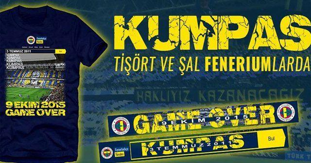 Fenerbahçe'den olay tişört