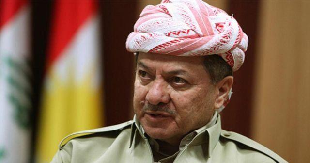 Mesut Barzani'den Ankara saldırısı açıklaması