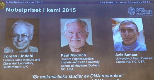 Nobel Kimya Ödülü bir Türk'e verildi