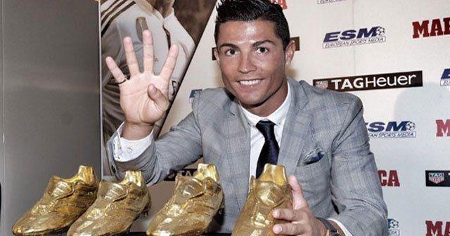 Ronaldo, Messi'yi geçti