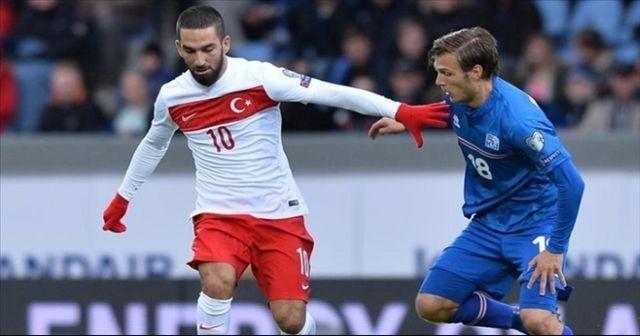 Türkiye-İzlanda maçı saat kaçta, hangi kanalda yayınlanacak?