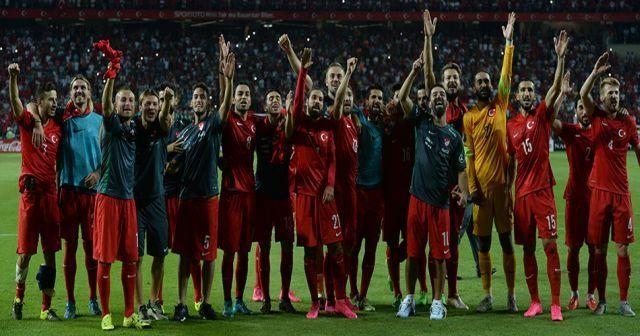 Türkiye İzlanda maçına hazır