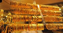Altın fiyatları kuyumcuyu vurdu