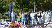 Ankara'daki saldırıda ölü sayısı 97 oldu