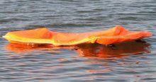 Ayvalık'ta kaçak botu alabora oldu