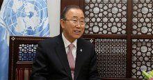 Ban'dan Esad hakkında kritik açıklama