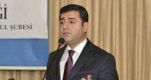 Demirtaş'tan skandal benzetme