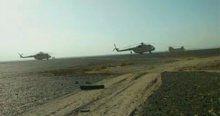 Düşen rus uçağının ilk görüntüleri yayınlandı