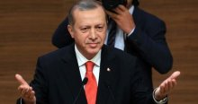 Erdoğan 29 Ekim resepsiyonunda konuştu