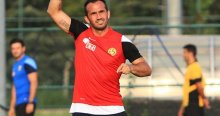 Eskişehirspor'da Gekas endişesi