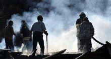Filipinler'de yangın felaketi, 15 ölü