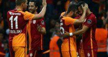 Galatasaray Gençlerbirliği'ni 4-1'lik skorla geçti