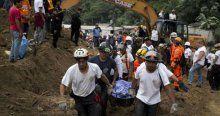 Guatemala'da ölü sayısı 26'ya yükseldi