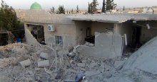 Halep'te sivil yerleşim yerine saldırı, 45 ölü