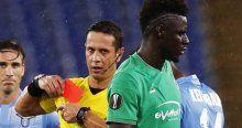 Halis Özkahya yönetti Lazio 3'ledi