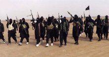 IŞİD, 4 peşmergeyi kafasını keserek infaz etti
