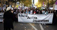 Paris'te 'ırkçılığa karşı' yürüyüş