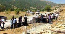 PKK'nın sözde mahkemesi yıkıldı