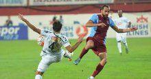 Trabzonspor kendi evinde kaybetti