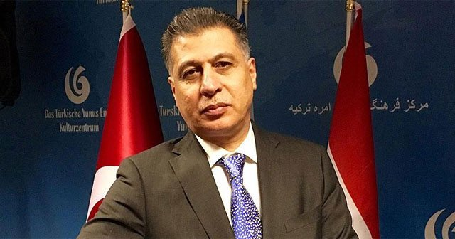 'Türkmen coğrafyası üzerinde oyunlar oynanıyor'