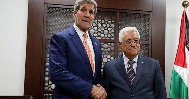 Abbas Kerry'ye İsrail'in ihlallerini içeren 5 dosya verdi