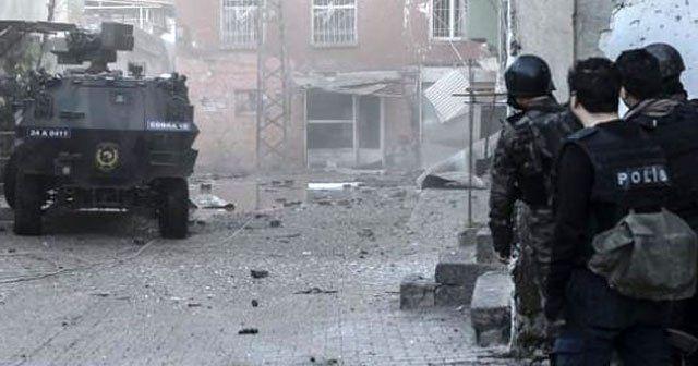 Diyarbakır'daki çatışmada 1 kişi öldü