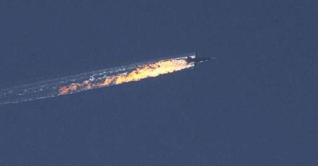 Dünya medyası düşürülen uçağı son dakika olarak geçti