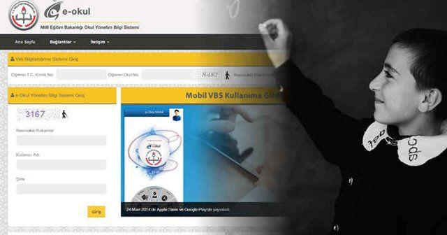 E Okul veli bilgilendirme sistemi, e-Okul Veli Bilgilendirme Sistemine giriş nasıl yapılır
