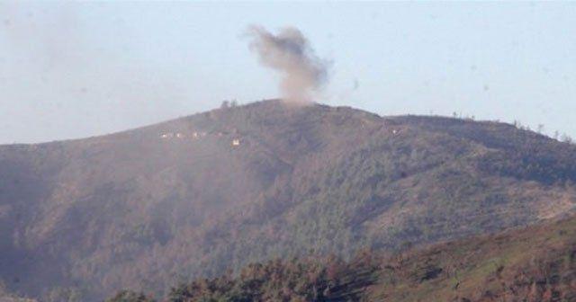Esad Bayırbucak'ı karadan vurmaya başladı