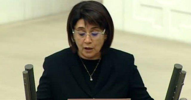 HDP'li Leya Zana'nın vekilliği düşebilir