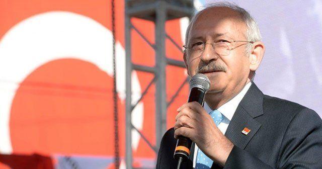 Kılıçdaroğlu, 'Sözde CHP'lileri partiden temizleyeceğim'