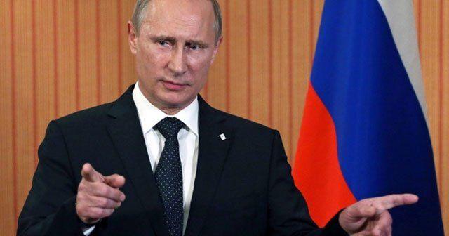 Kremlin, 'Putin, herhangi bir açıklamada bulunmadı'