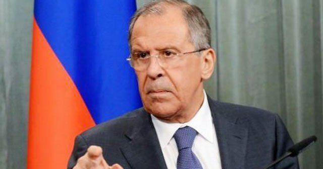 Lavrov, 'Türkiye ile savaşa girmeyeceğiz'