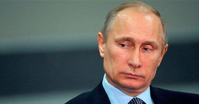 Putin'den TSK'nın düşürdüğü savaş uçağıyla ilgili açıklama!