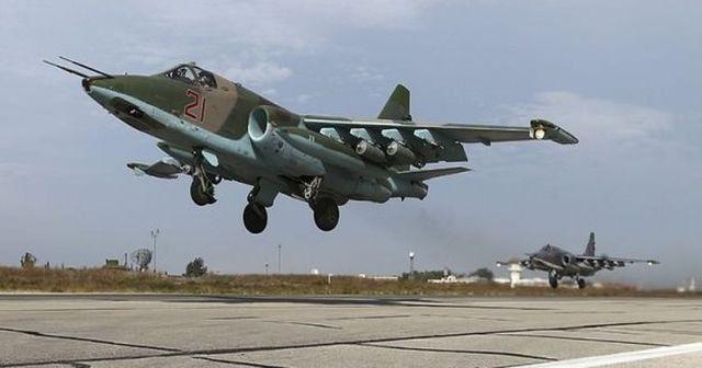 Rusya'dan Irak'a 6 adet savaş uçağı