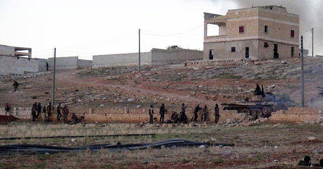 Suriye'de 5 köyün kontrolü Fetih Ordusu'nda