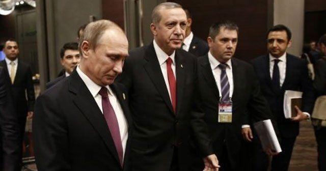 Türkiye Rusya'yı yüz yüze 5 kez uyardı