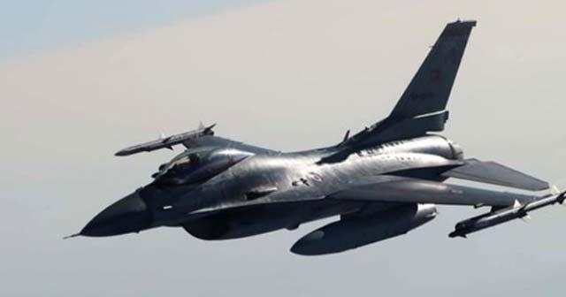 Yunanistan, 4 adet F-16 uçağıyla taciz etti