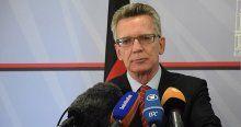 'Almanya da uluslararası terörizmin hedefinde'