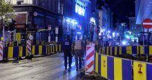 Belçika'da en üst terör tehdidi alarmı çarşamba gününe kadar sürecek