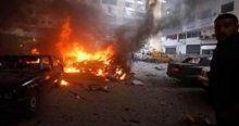 Beyrut'ta çifte patlama, 41 ölü