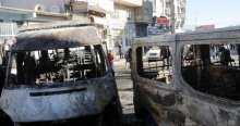Cizre'de yasak kalktı tahribat gün yüzüne çıktı