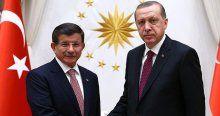 Cumhurbaşkanı Erdoğan bugün Davutoğlu'nu kabul edecek