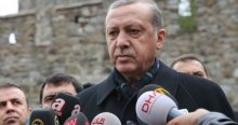 Erdoğan'dan şehit ailelerine taziye