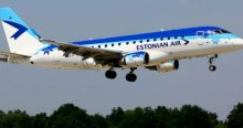 Estonya Hava Yolları iflas etti