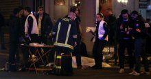 Paris'te 7 ayrı saldırı, en az 160 kişi hayatını kaybetti